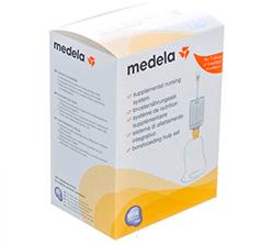 Medela Systeme de nutrition supplémentaire en vente chez Condorcet Médical Baby