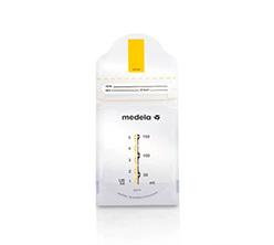 Medela sachet de recueil de lait en vente chez Condorcet Médical Baby