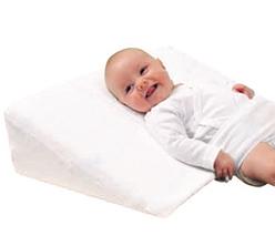 Matelas incliné à 25° en vente chez Condorcet Médical Baby