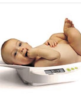 Pèse bébé en location chez Condorcet Médical Baby